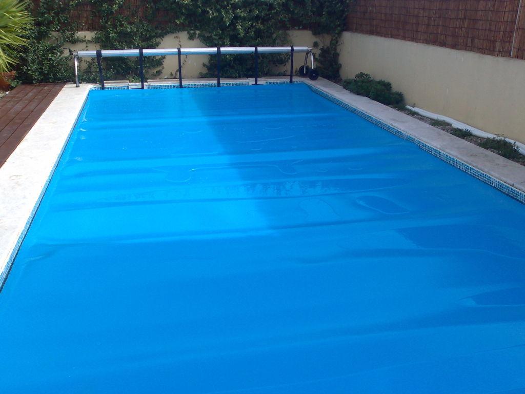 Coberturas para piscinas mantenha a piscina protegida - Piscinas para enterrar baratas ...